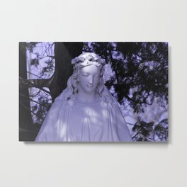 Saint Mary Metal Print