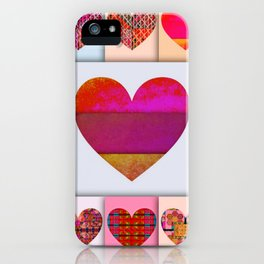 The one and Only Love! iPhone Case