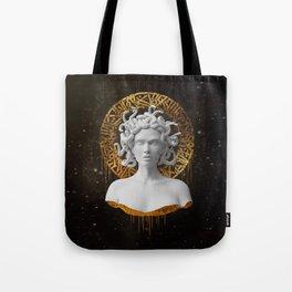 Medusa Aurora Tote Bag