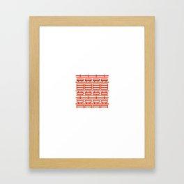 doublecoop Framed Art Print
