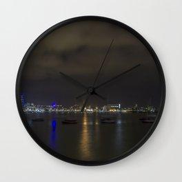 Spinnaker. Wall Clock