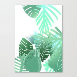 Welcome To My Jungle Canvas Print