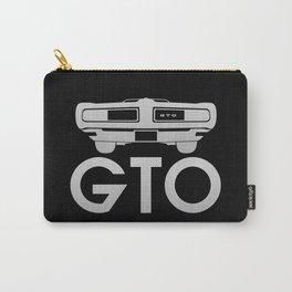 Pontiac GTO - silver - Carry-All Pouch