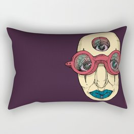 SEEK DEEP WITHIN Rectangular Pillow