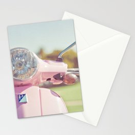 Cuter Scooter Stationery Cards