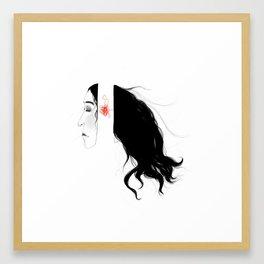 Splice Framed Art Print
