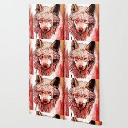 Alpha: Red Wallpaper