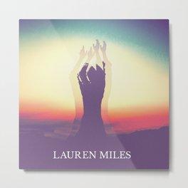 Lauren Miles Metal Print