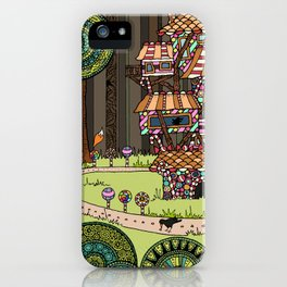 'Hansel and Gretel' iPhone Case