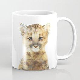 Little Mountain Lion Coffee Mug
