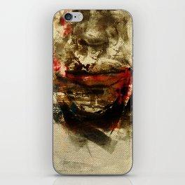 The Human Race iPhone Skin