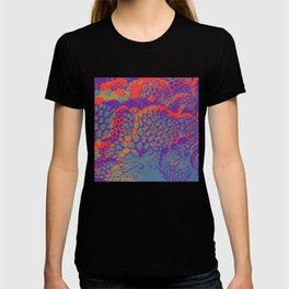 psychedelic beauty T-shirt