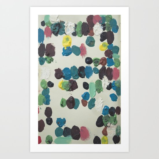 Demian Art Print