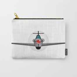 Old Style Fighter Aircraft Carry-All Pouch