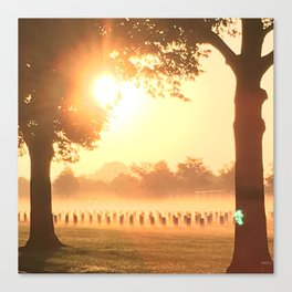 Fort Snelling Canvas Print