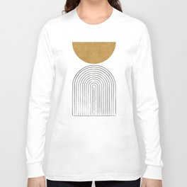 Arch Balance Gold Long Sleeve T-shirt
