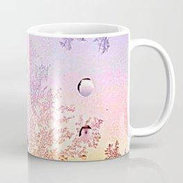 Window Ice Flowers Coffee Mug
