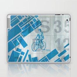 BlueBike Laptop & iPad Skin