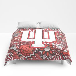 Indiana University for Kimberly Comforters