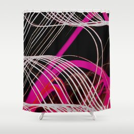 Electrify Shower Curtain