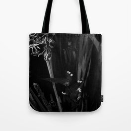 Lost in the Dark Tote Bag