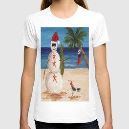 Christmas Sandman T-shirt