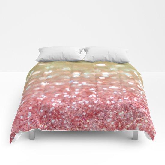 Champagne Tango Comforters