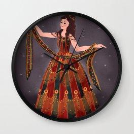 Christine Wall Clock