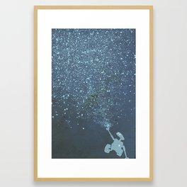 Wall-E Framed Art Print
