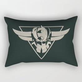 UFO Robot Goldrake Rectangular Pillow