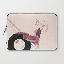 Lace & Vinyl Laptop Sleeve