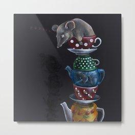 Time after tea Metal Print