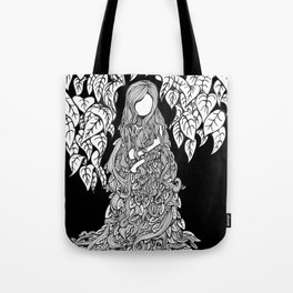 Hide (Eve) Tote Bag