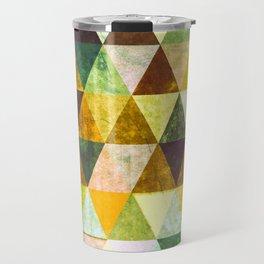 Abstract #388 Cailin Rua Travel Mug