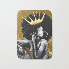 Naturally Queen VI GOLD Bath Mat