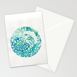 World Surfer Stationery Cards