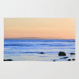 Pastel Sunset Rug