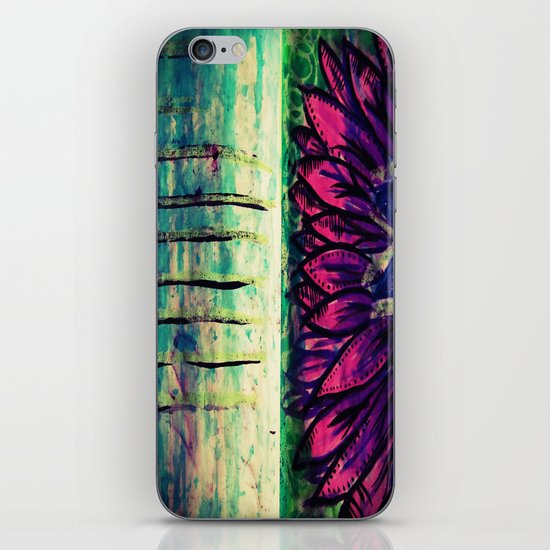 He loves me..he loves me not iPhone & iPod Skin
