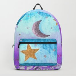 Mister moon Backpack