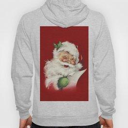 Vintage Santa Hoody