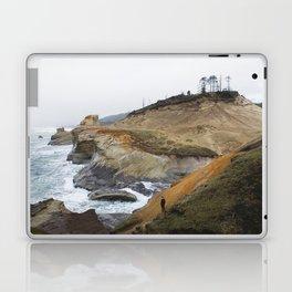 Cliffs of Cape Kiwanda Laptop & iPad Skin