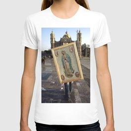 Guadalupe pilgrim T-shirt