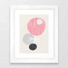 Ceros Framed Art Print