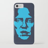 christopher walken iPhone & iPod Cases featuring Walken by Aaron Synaptyx Fimister