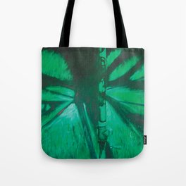 Natures Hoist Tote Bag