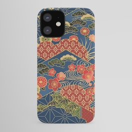 Japan Quilt iPhone Case