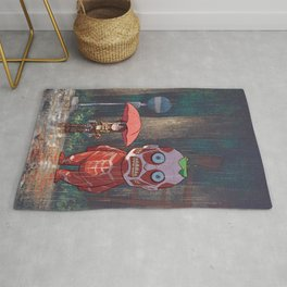 My Neighbor Titan Rug