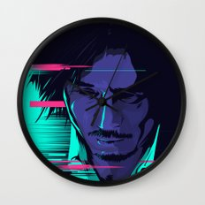 Oldboy - Alternative movie poster Wall Clock