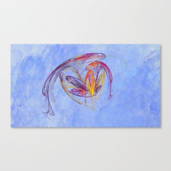 Loving Heart   (A7 B0171) Canvas Print