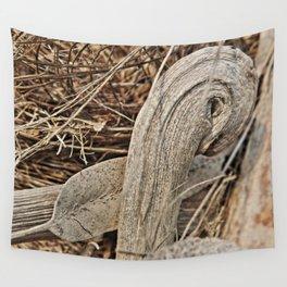 Still life in palm bark Wall Tapestry